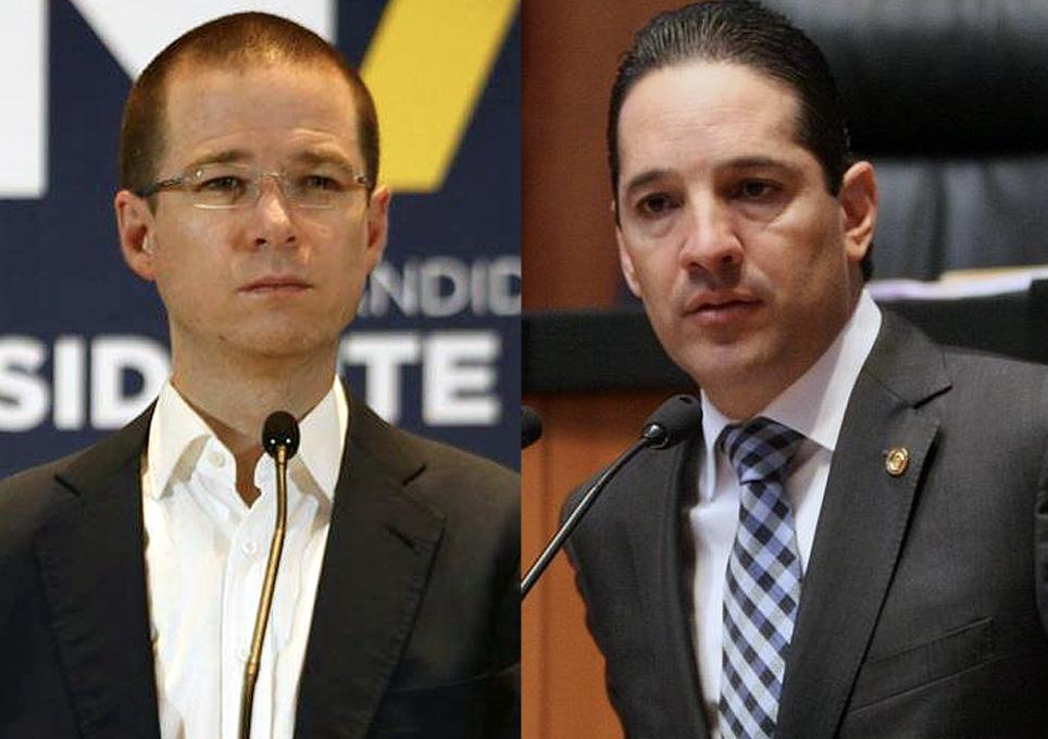 En su denuncia, Lozoya revela sobornos a Ricardo Anaya y Francisco Domínguez    Libertad de Palabra